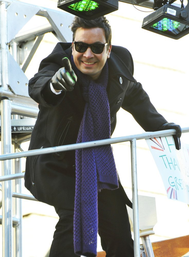 Jimmy Fallon<br>91st Annual Macy's Thanksgiving Day Parade