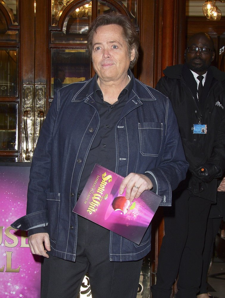 Jimmy Osmond<br>Snow White Press Night - Arrivals