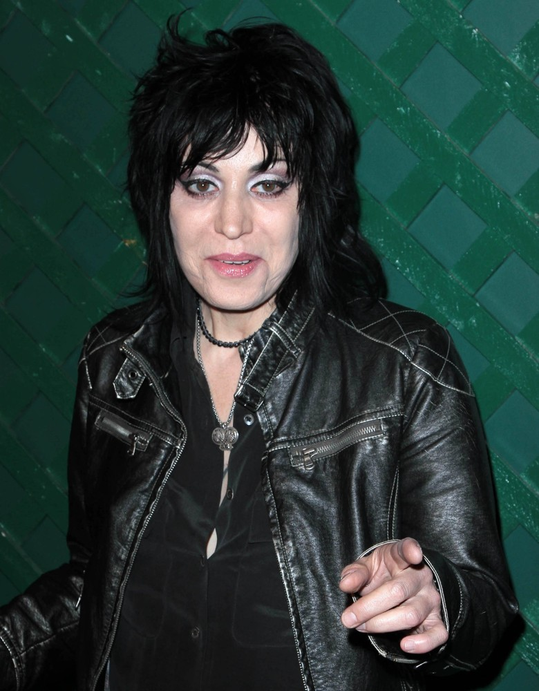 Joan Jett Net Worth