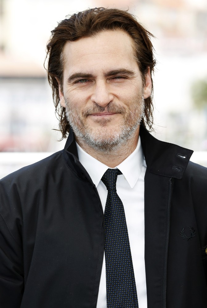 Joaquin Phoenix<br>70th Annual Cannes Film Festival - You Were Never Really Here - Photocall