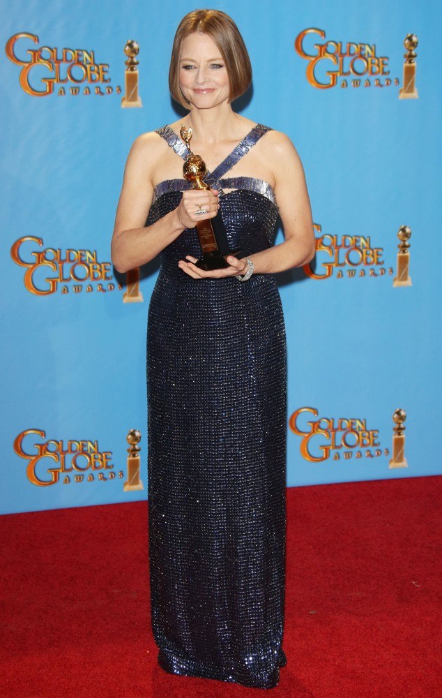 Jodie Foster<br>70th Annual Golden Globe Awards - Press Room