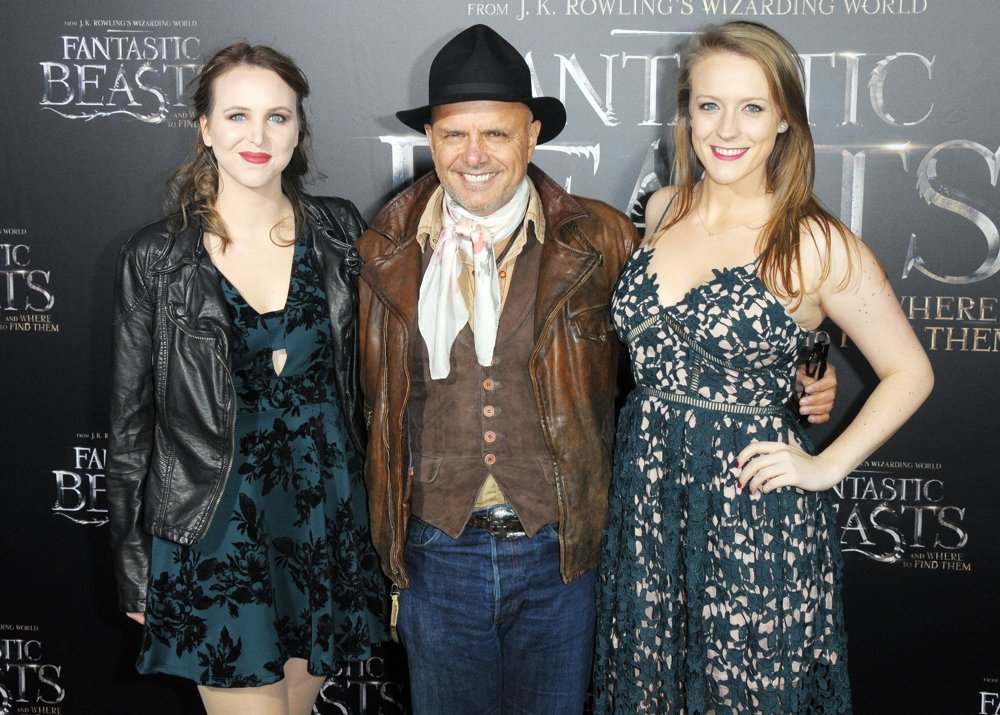 Joe Pantoliano<br>Fantastic Beasts and Where to Find Them World Premiere - Red Carpet Arrivals