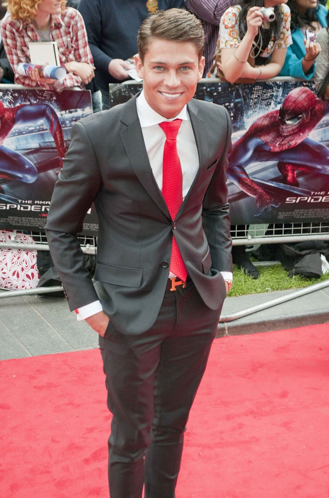 The Premiere of The Amazing Spider-Man