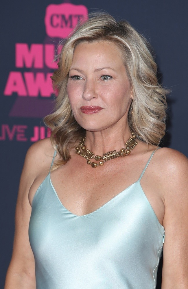 Joey Lauren Adams Picture 2 - 2016 CMT Music Awards - Arrivals