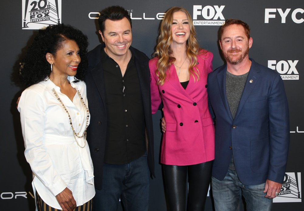 Penny Johnson, Seth MacFarlane, Adrianne Palicki, Scott Grimes<br>The FYC Special Event for The FOX Series The Orville