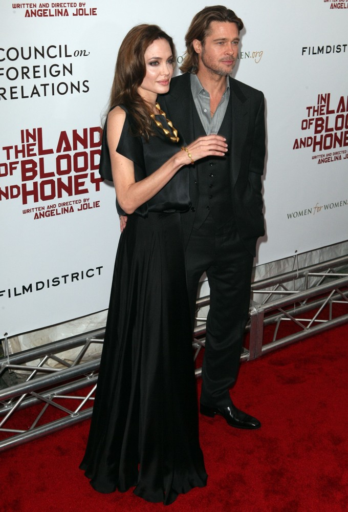 Premiere of In the Land of Blood and Honey - Arrivals