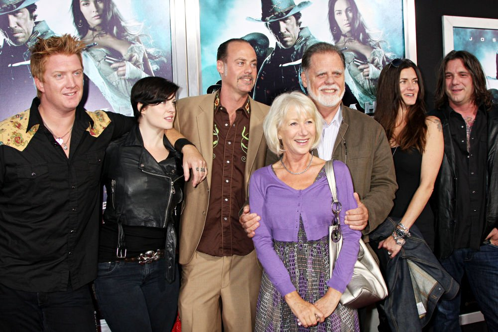 World Premiere of 'Jonah Hex'