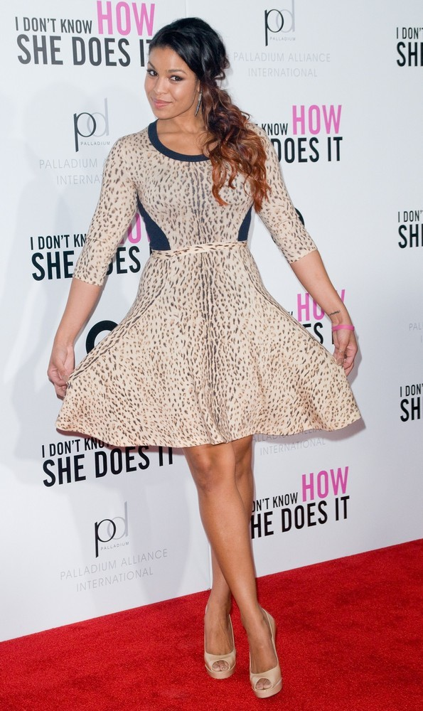 New York Premiere of I Don't Know How She Does It - Arrivals