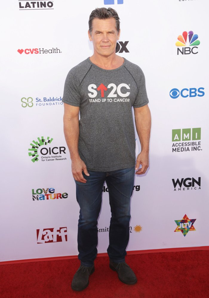 Josh Brolin<br>Stand Up to Cancer 2018