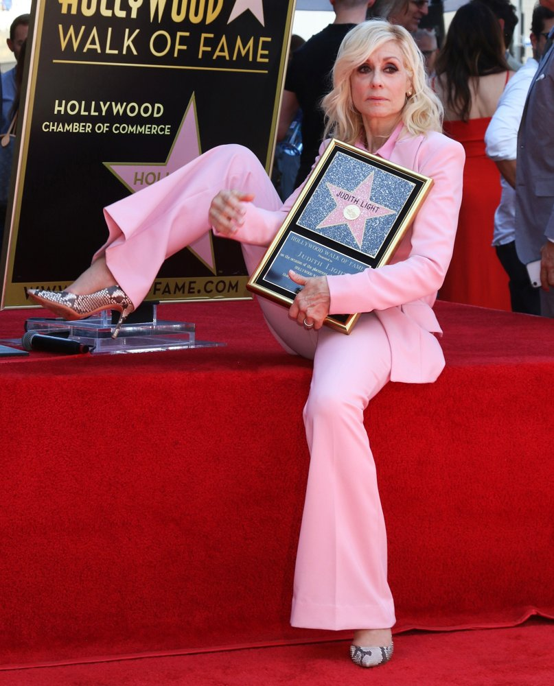 Judith Light<br>Judith Light Star Ceremony on The Hollywood Walk of Fame