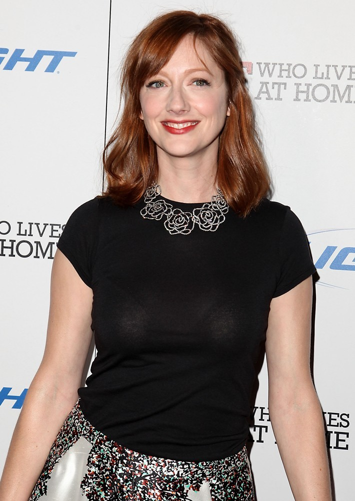 Judy greer in adaptation