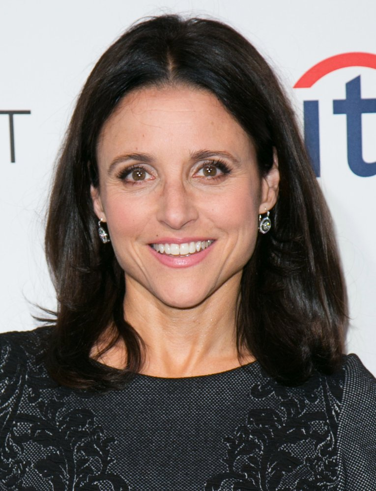 Julia Louis Dreyfus Sons Paris Segi Julia Louis Dreyfus