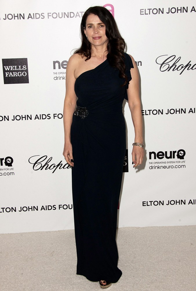 Julia Ormond<br>The 20th Annual Elton John AIDS Foundation's Oscar Viewing Party - Arrivals
