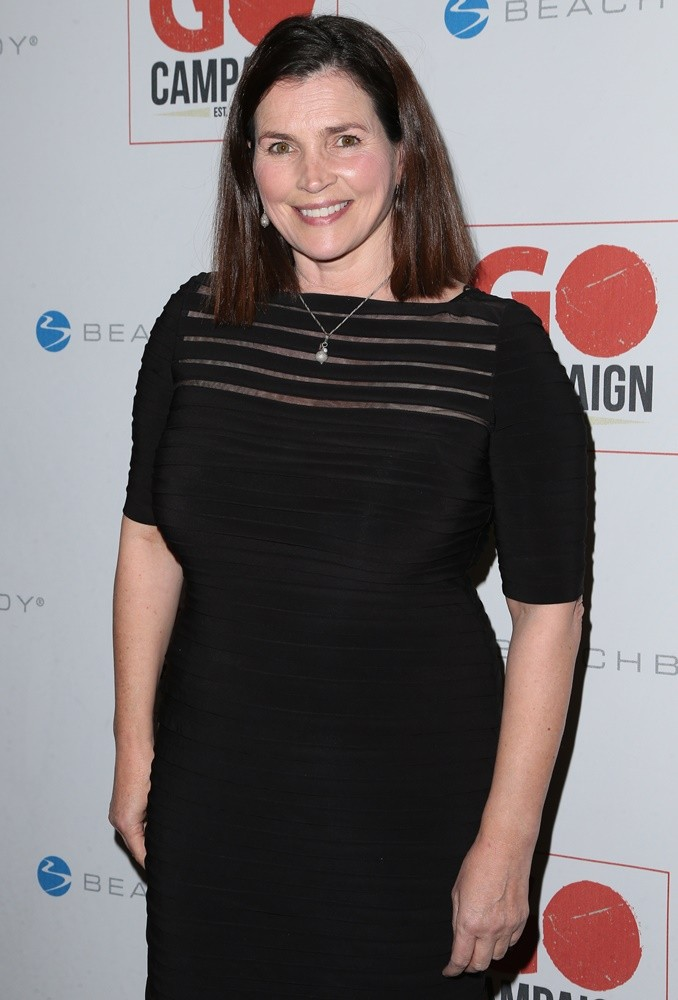 Julia Ormond<br>8th Annual GO Campaign Gala