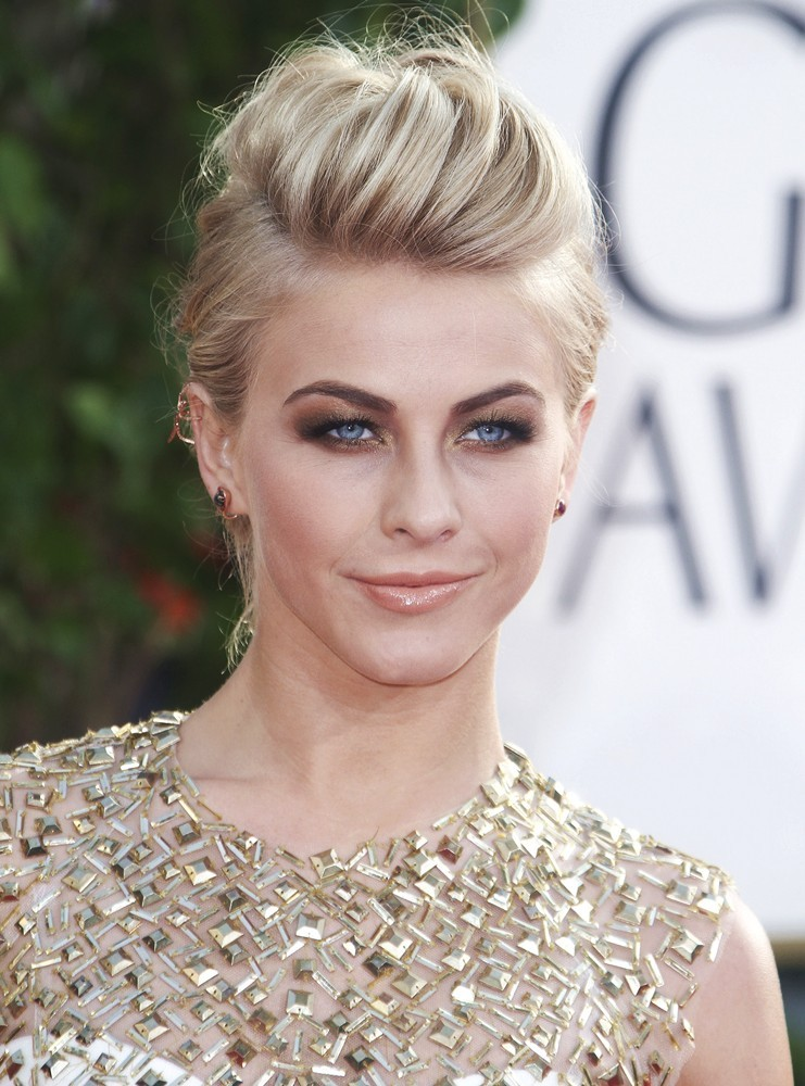 Julianne Hough<br>70th Annual Golden Globe Awards - Arrivals