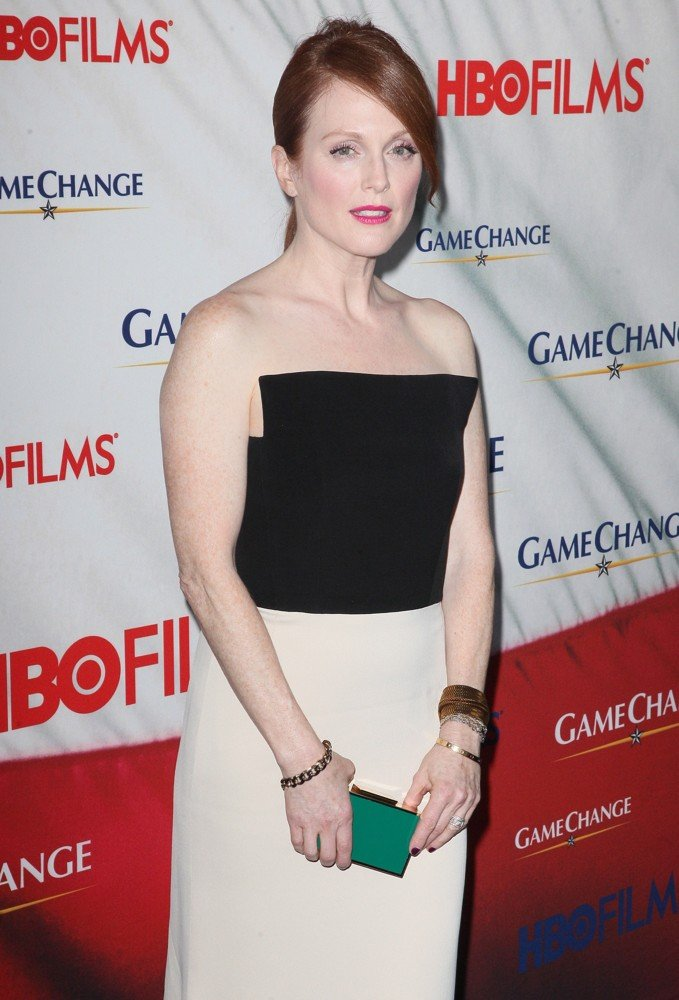 Julianne Moore<br>New York Premiere of Game Change - Arrivals