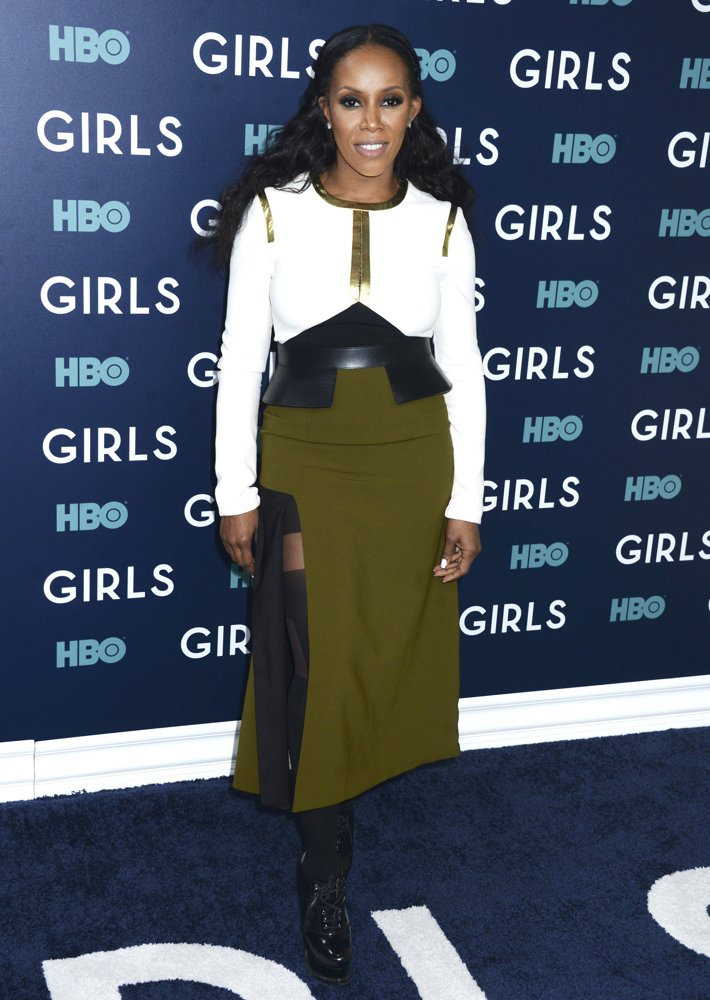 June Ambrose<br>New York Premiere of The Sixth Season of Girls
