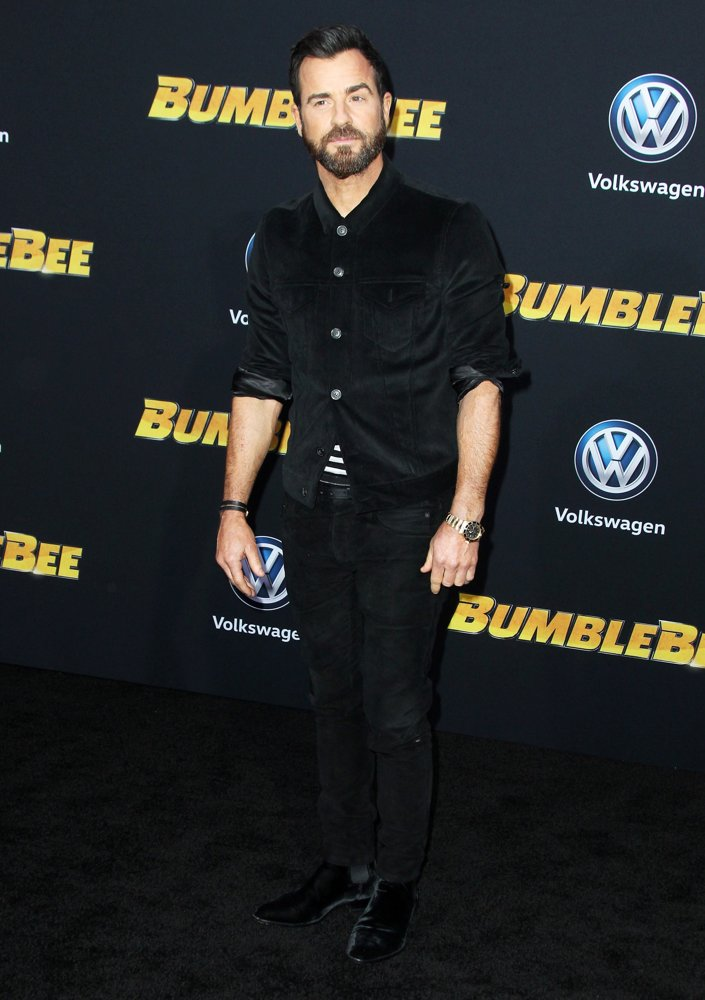 Justin Theroux<br>Bumblebee Premiere