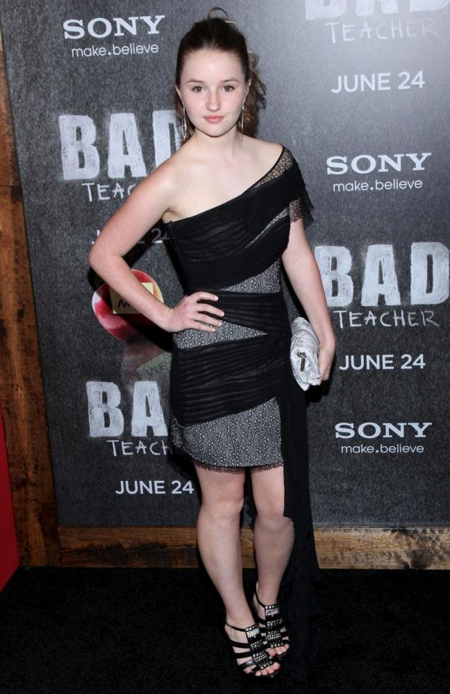 Kaitlyn Dever Picture 5 - World Premiere of Bad Teacher - Arrivals