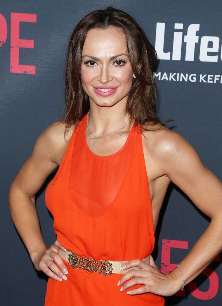 Is karina smirnoff dating owen wilson