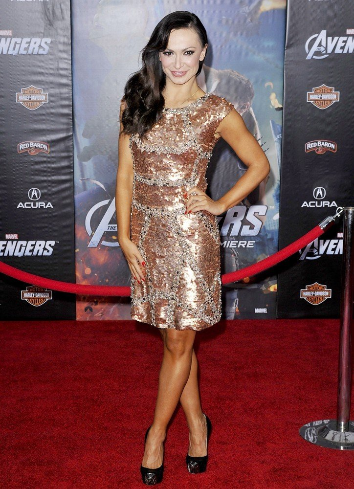 World Premiere of The Avengers - Arrivals