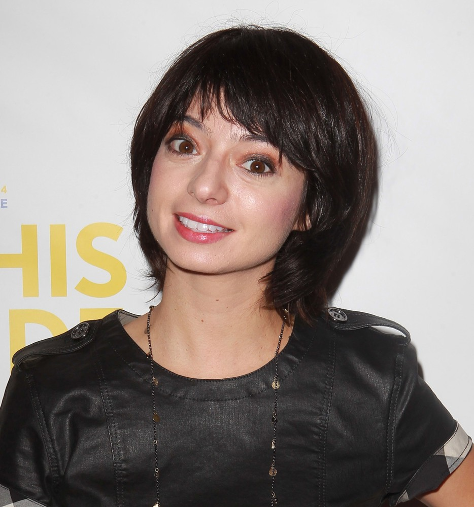 kate micucci height