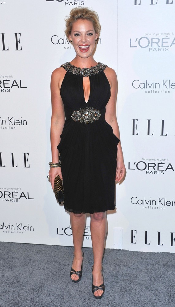ELLE's 18th Annual Women in Hollywood Tribute - Red Carpet