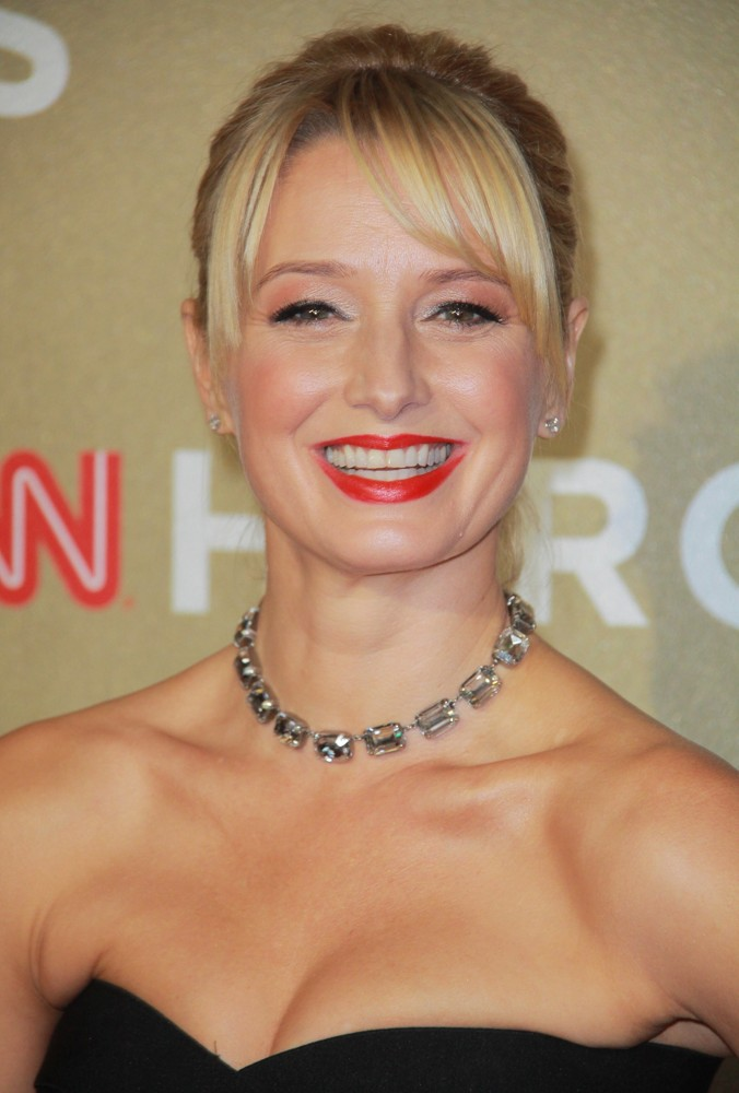 Katherine LaNasa<br>CNN Heroes: An All-Star Tribute - Arrivals