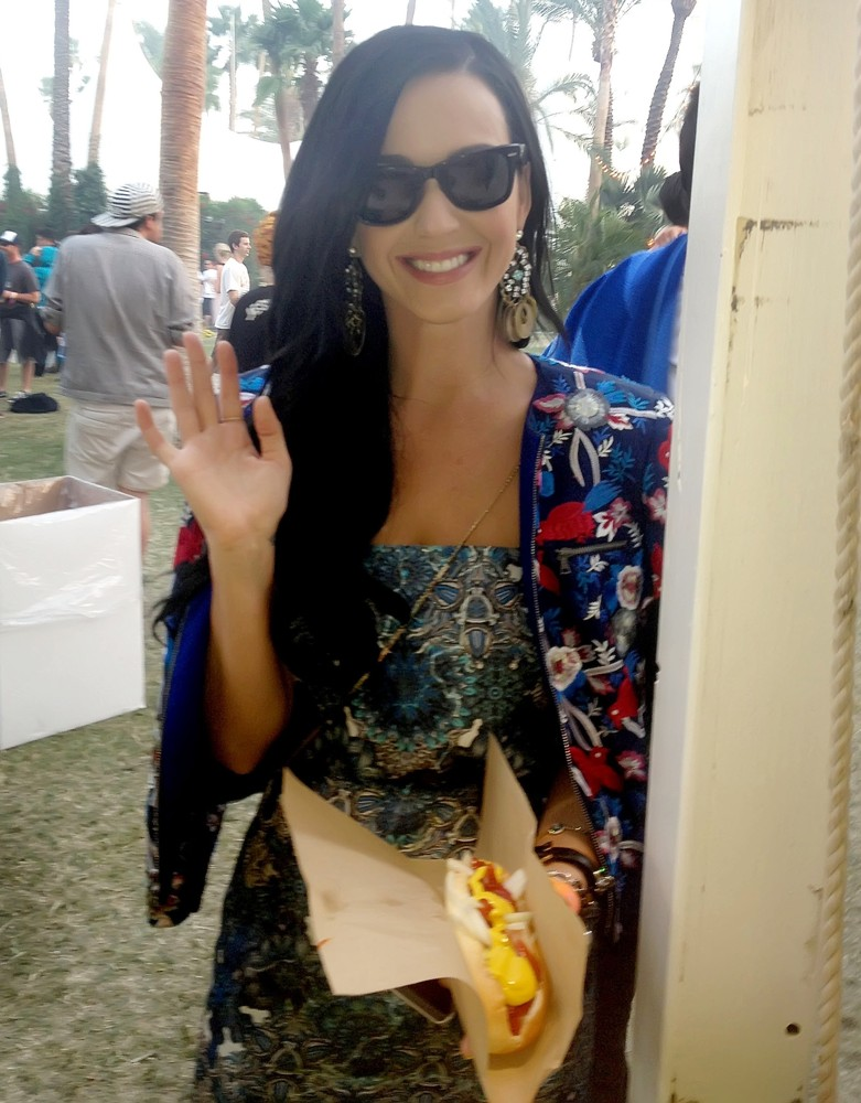 Katy Perry<br>The 2013 Coachella Valley Music and Arts Festival - Week 1 Day 3