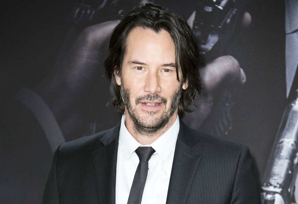 Keanu Reeves<br>John Wick: Chapter 2 Photocall