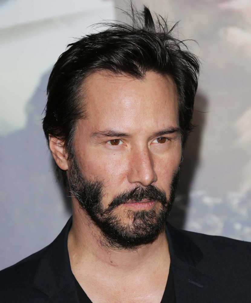 Keanu Reeves To Topline His First Tv Series Rain