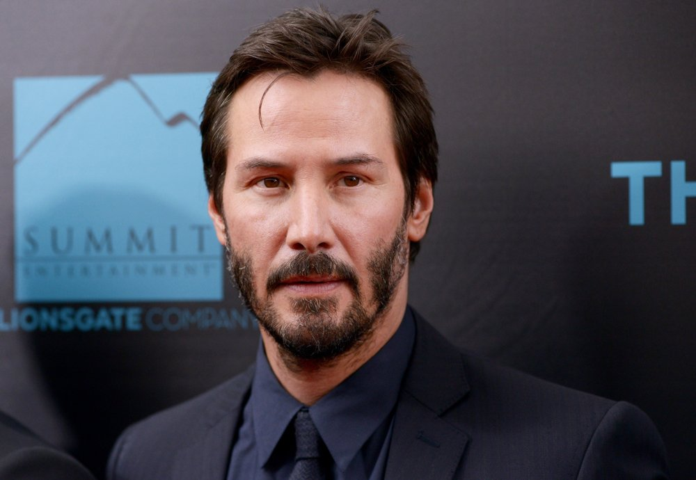 Keanu Reeves Picture 43 - New York Special Screening of John Wick ...