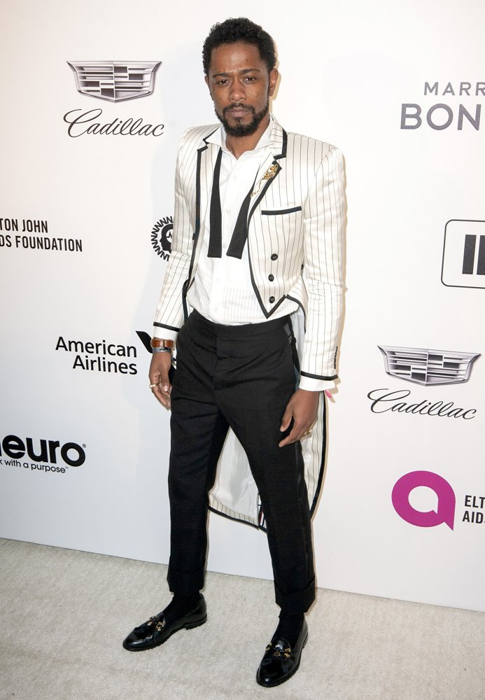 Keith Stanfield<br>27th Annual Elton John Aids Foundation Academy Awards Viewing Party - Arrivals