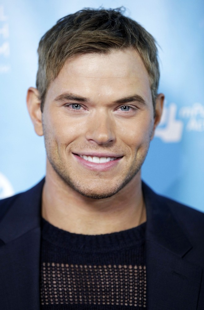 Kellan Lutz<br>The 55th Annual GRAMMY Awards - mPowering Action Featuring Performances by Timbaland and Avicii
