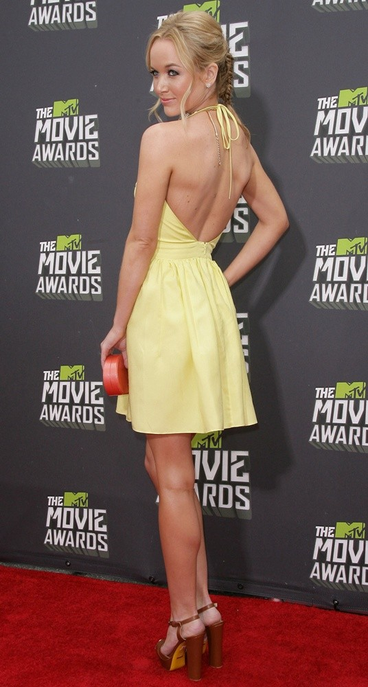 Kelley Jakle Picture 3 - 2013 MTV Movie Awards - Arrivals