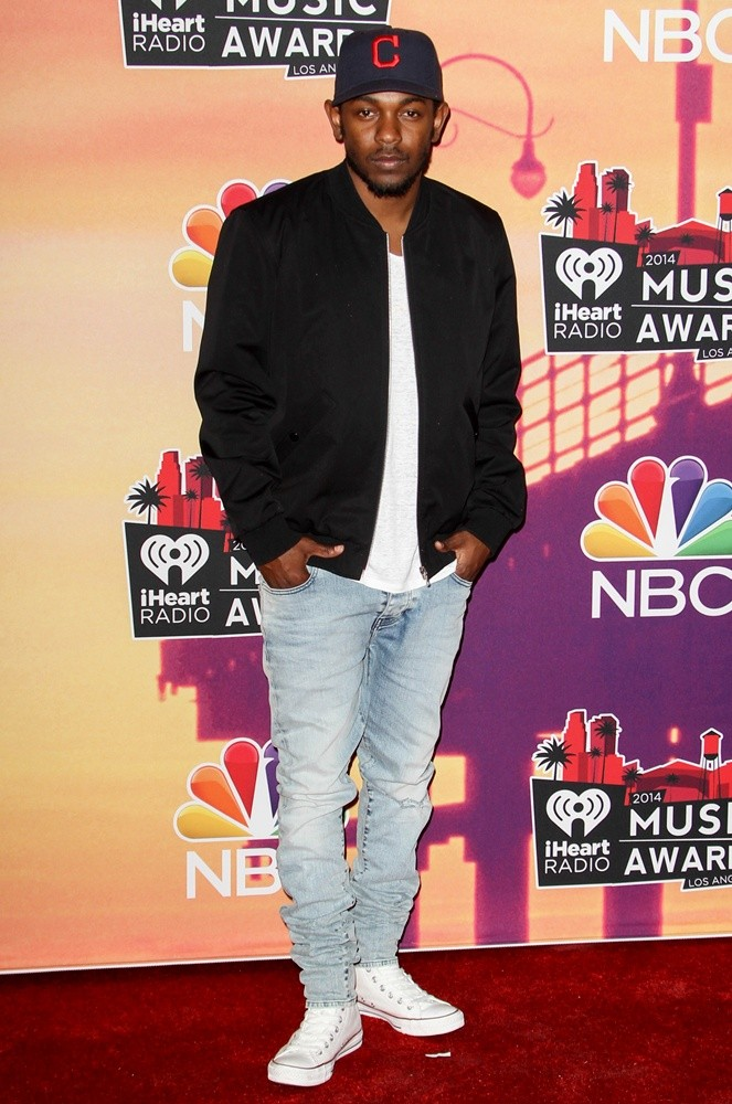 kendrick lamar picture 65 2014 iheartradio music awards