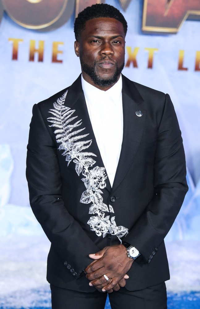 Kevin Hart<br>Jumanji: The Next Level Los Angeles Premiere
