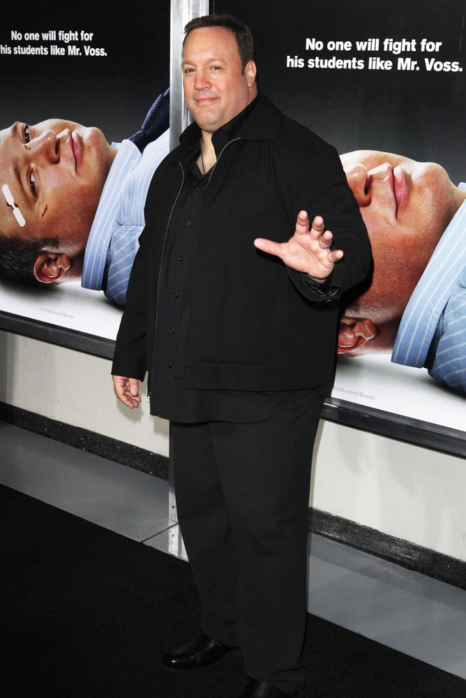 Kevin James Picture 31 - Here Comes the Boom New York Premiere
