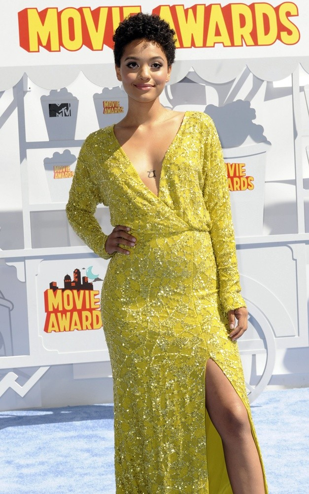 Kiersey Clemons<br>The 2015 MTV Movie Awards - Red Carpet Arrivals