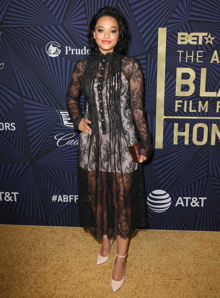 Kiersey Clemons<br>BET's 2017 American Black Film Festival Honors Awards