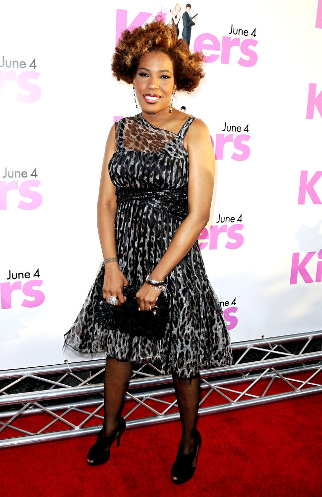 Macy Gray<br>Los Angeles Premiere of 'Killers' - Arrivals