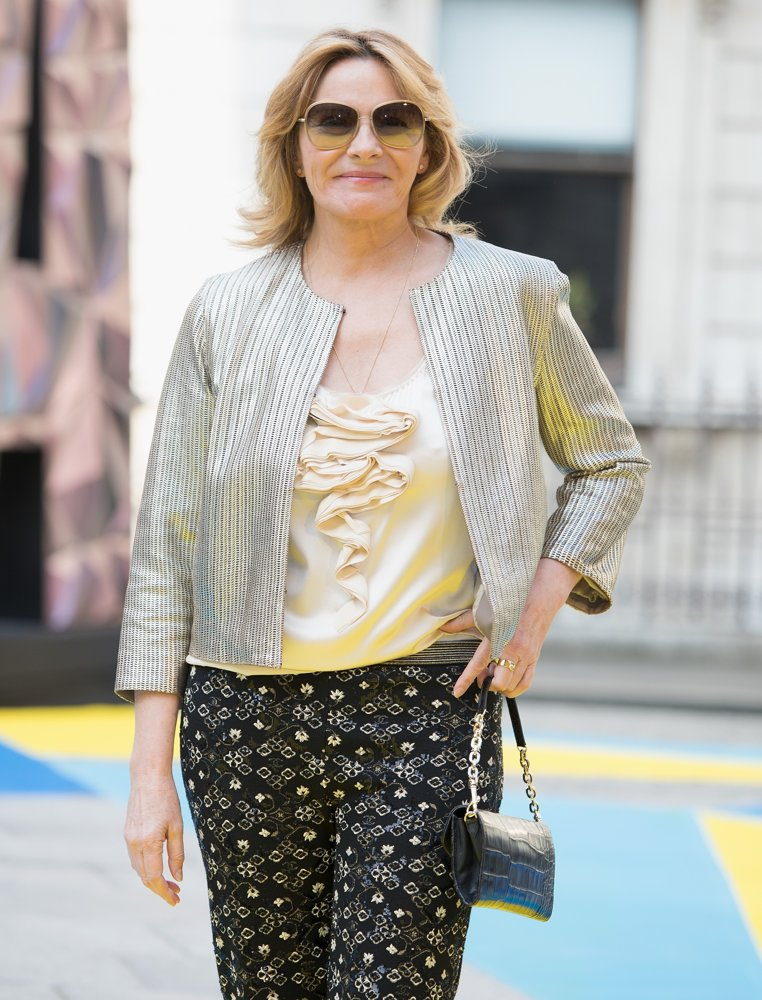 Kim Cattrall<br>Royal Academy of Arts Summer Exhibition Preview Party - Arrivals