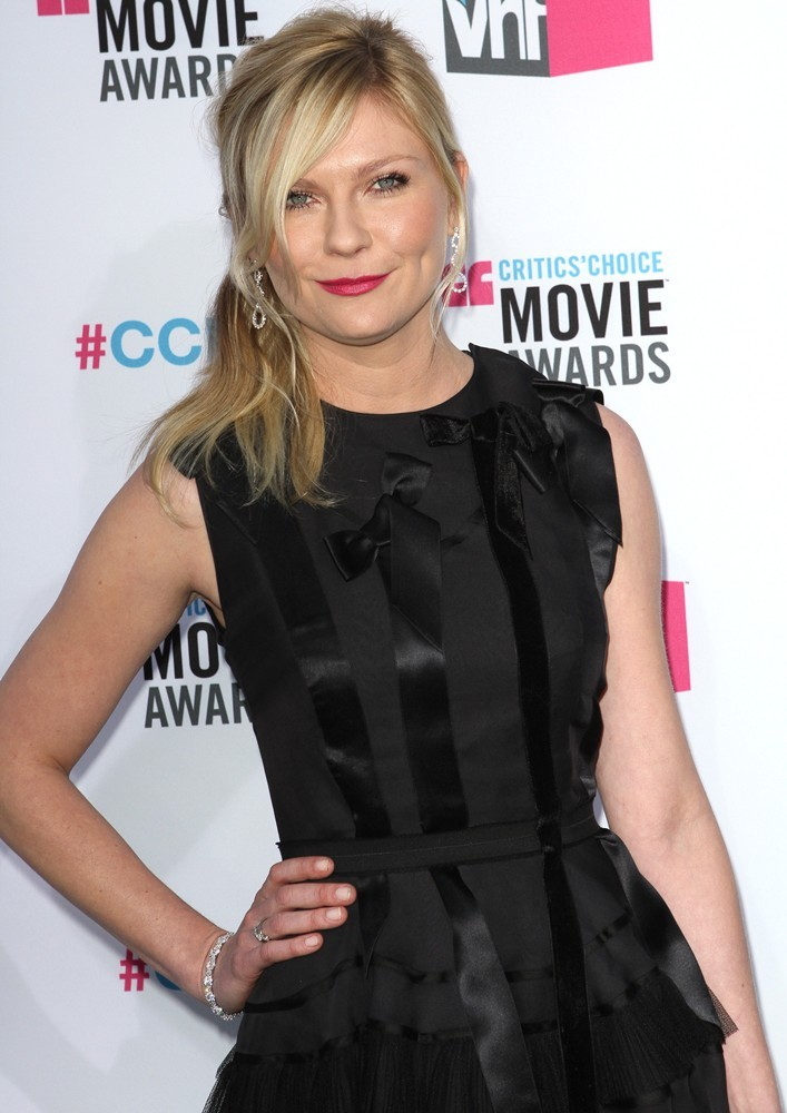 17th Annual Critic's Choice Movie Awards - Arrivals