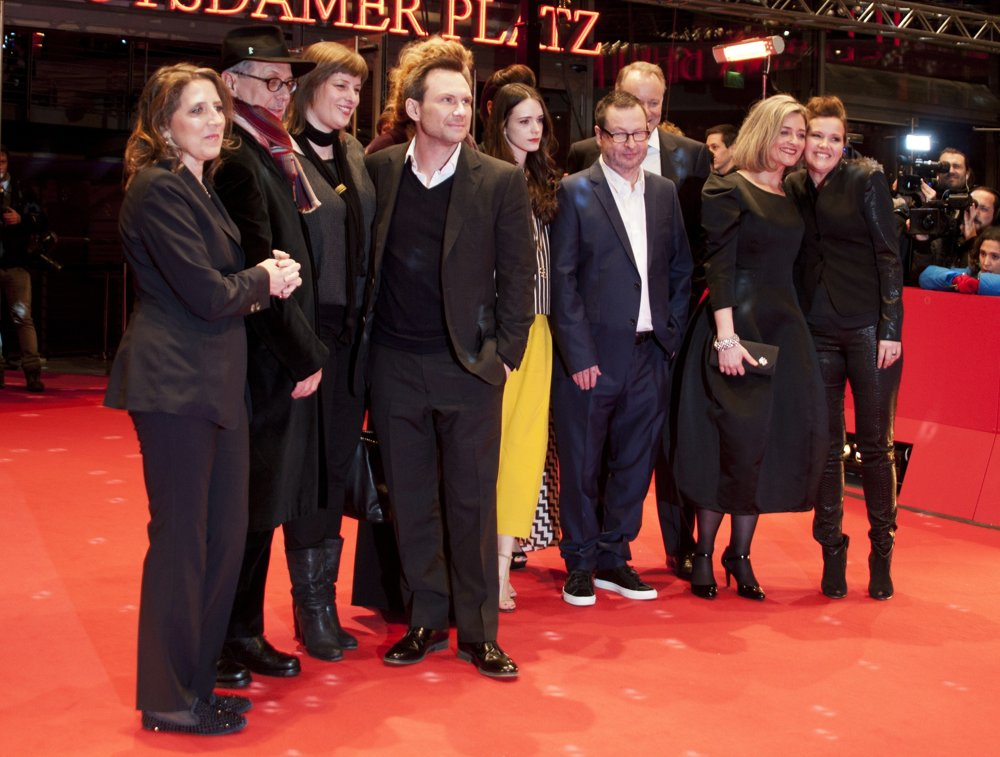 64th Berlin International Film Festival - Nymphomaniac - Premiere
