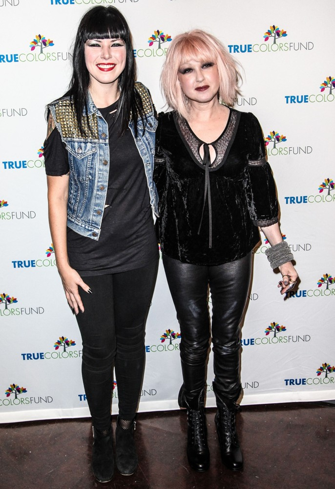 Cyndi Lauper and Friends: Home for The Holiday's Concert - Arrivals