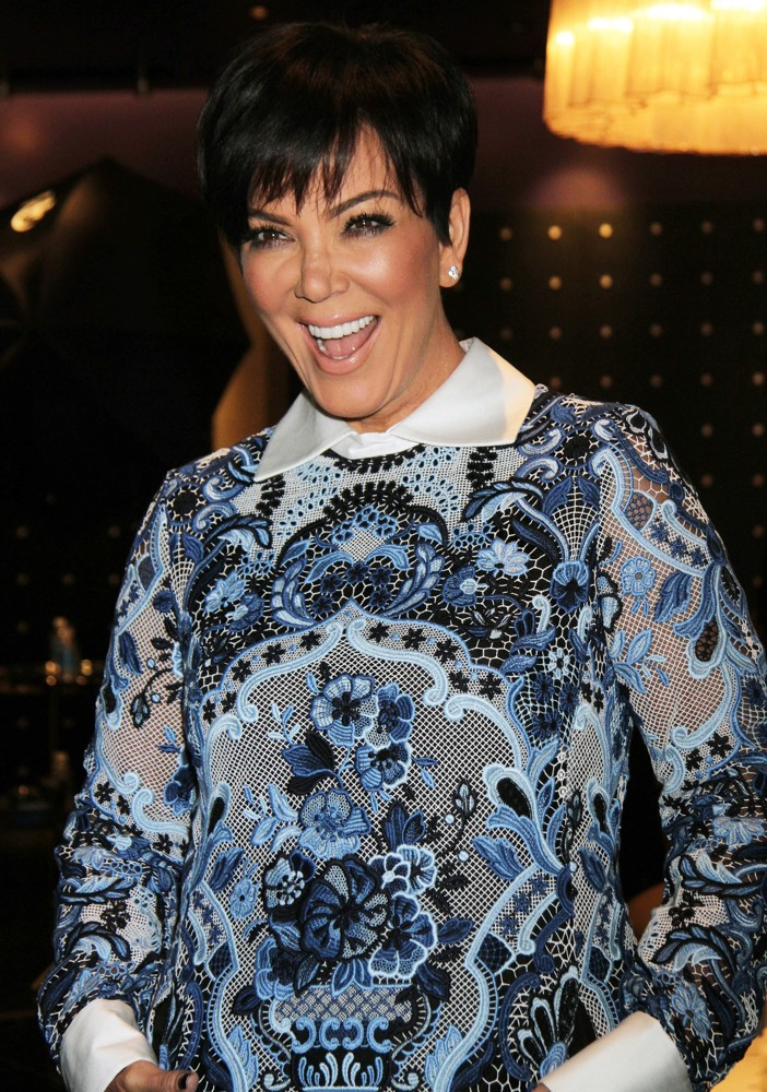 Kris Jenner<br>Kris Jenner Makes A Solo Appearance for A Fan Meet-and-Greet Opportunity