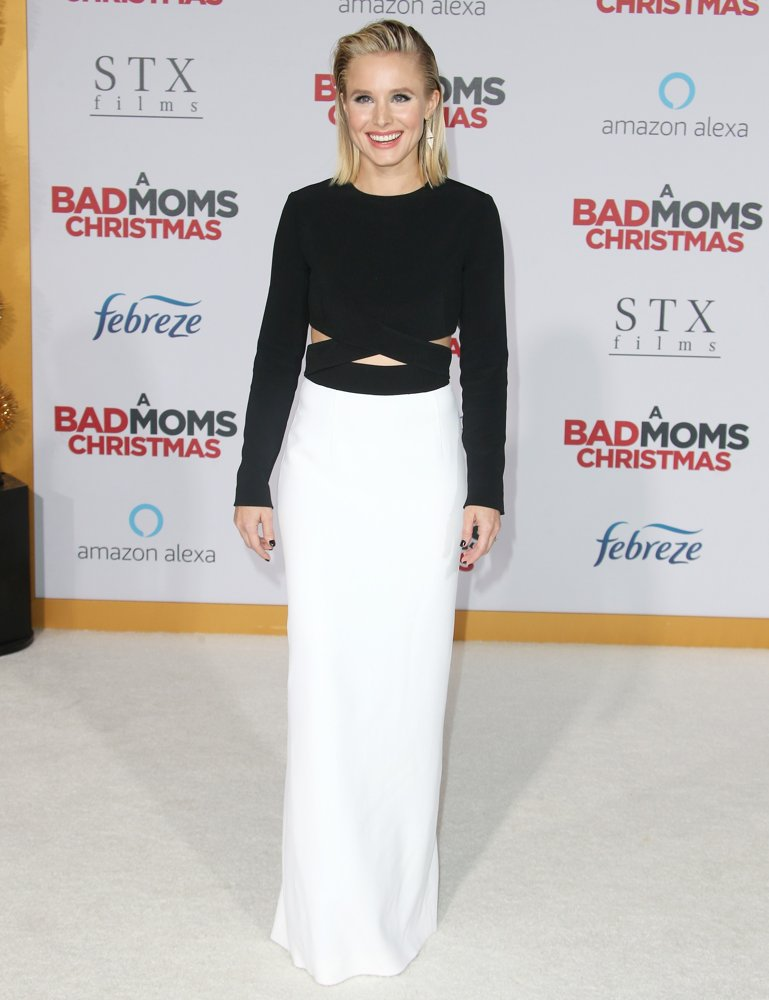 Kristen Bell<br>Premiere of STX Entertainment's A Bad Moms Christmas