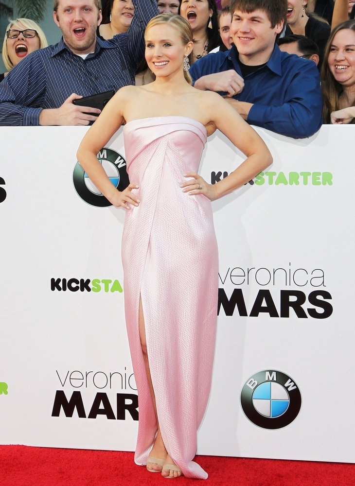 Kristen Bell<br>Los Angeles Premiere of Veronica Mars - Red Carpet Arrivals