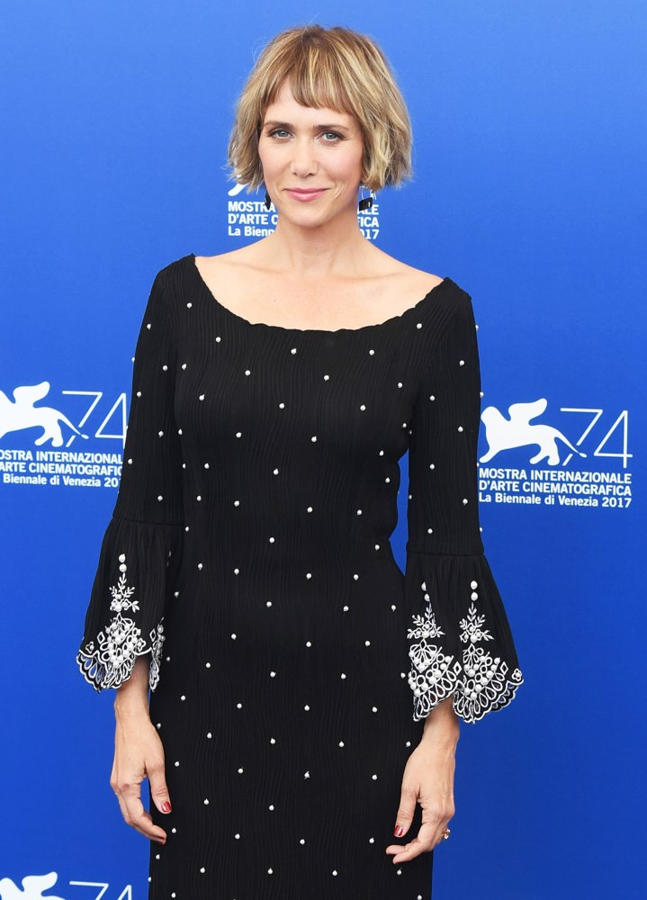 Kristen Wiig<br>74th Venice Film Festival - Downsizing - Photocall