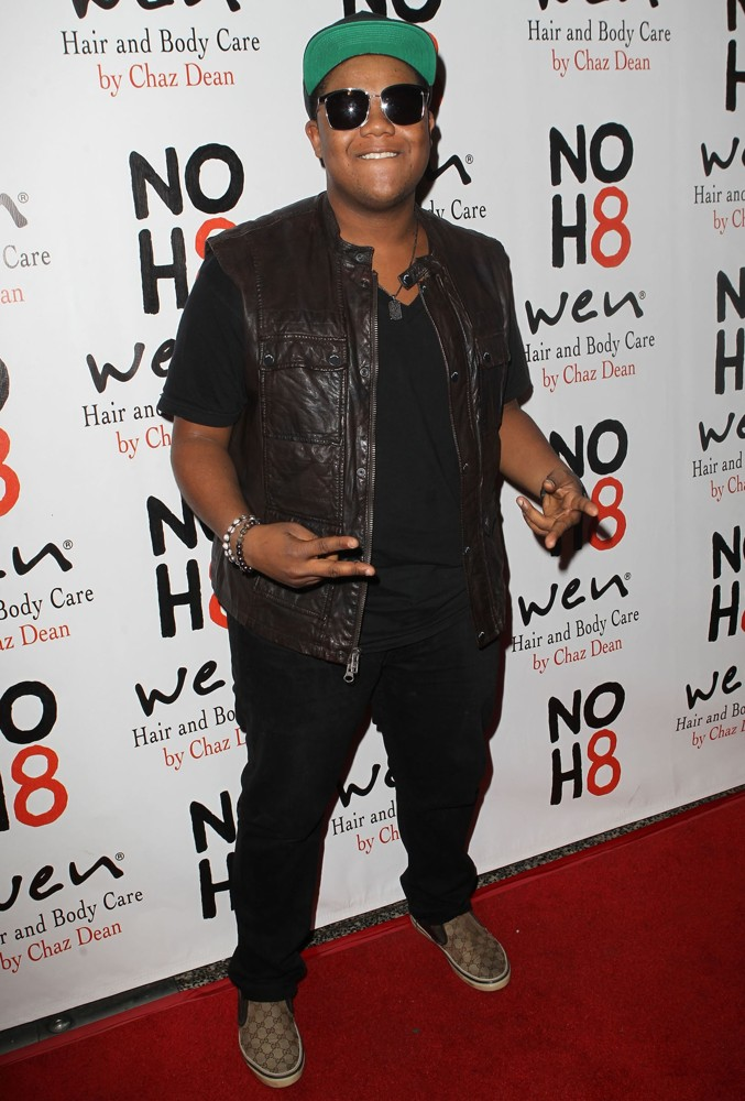 Kyle Massey<br>NOH8 Celebrity Studded 4th Anniversary Party - Arrivals